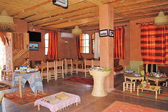 tente sahraoui - Photo de Dar El Fellah, Tahanaout - TripAdvisor