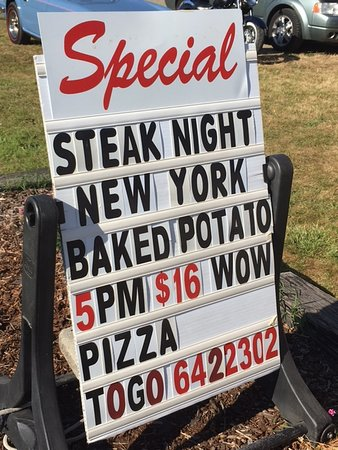 North Beach Tavern: Summer brings Tuesday Night Steak night!