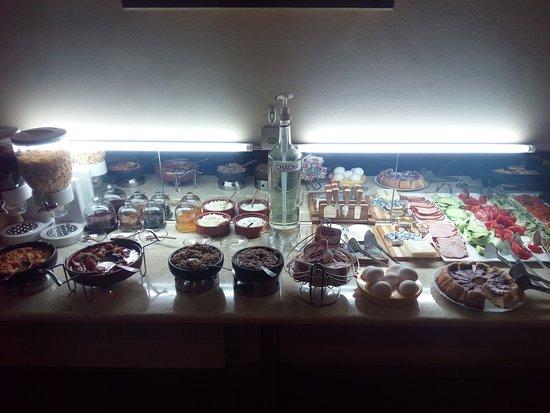David Sultan Hotel: Завтраки
