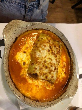 Pepe e Oliva Pizzaria: bolognese
