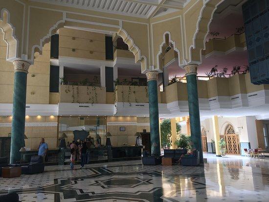 Hotel Royal Garden Palace: Reception