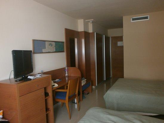 Aqua Hotel Onabrava & Spa: pokój