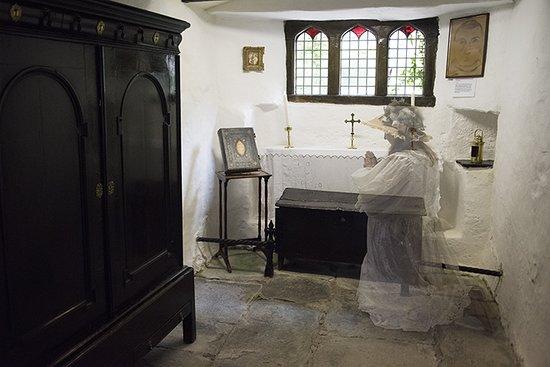 Bilde fra Chambercombe Manor
