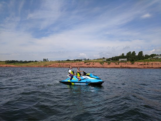 Flyboard Maritimes: Mom do you want to go for a Seadoo Adventure?