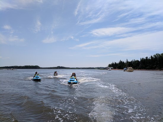 Flyboard Maritimes: West River Tour