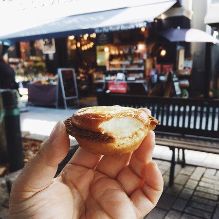 Bake Cheese Tart照片