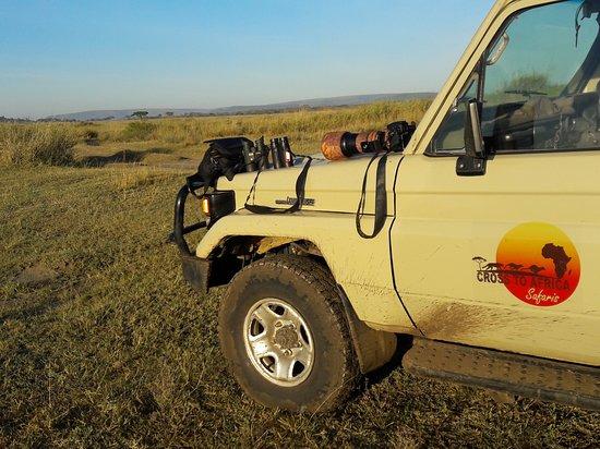 Cross to Africa Safaris