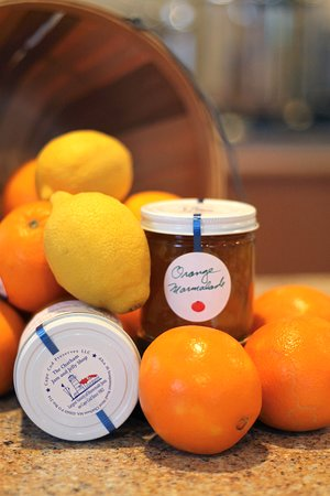West Chatham, MA: Citrus lovers favorite, Orange Marmalade.
