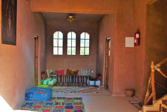 petit assis entre les chambres - Picture of Dar El Fellah ...