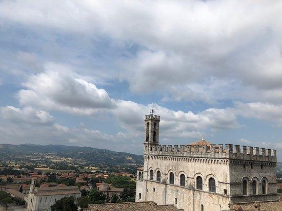 Piccione, Italy: Gubbio