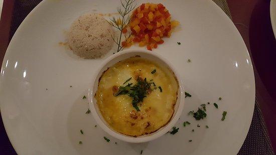 Restaurante Villa Alfa: Casquinha  de Siri