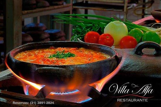 Restaurante Villa Alfa: Moqueca Capixaba