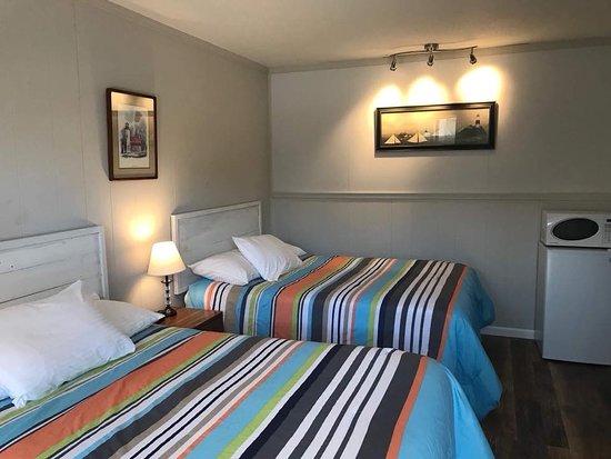 Ellsworth, MI : Courtyard Double guest room