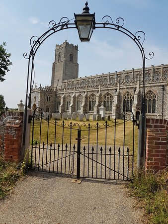 Blythburgh Church