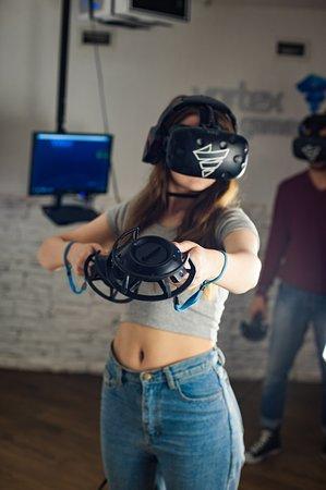 Vortex Games: Что может быть лучше - красота и VR?