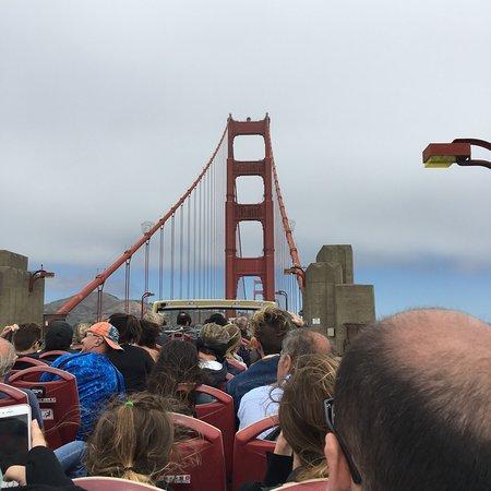 旧金山随上随下观光大巴照片
