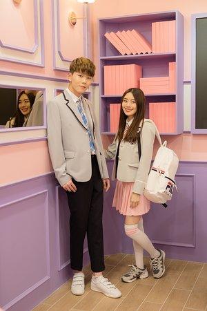 Ehwa School Uniform
