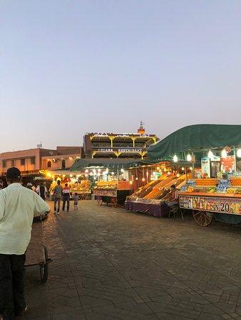 Morocco Global Destinations: Marrakech Market