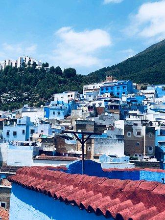 Morocco Global Destinations: Blue City