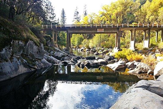 Mokelumne Hill, CA: Wild & Scenic Mokelumne River