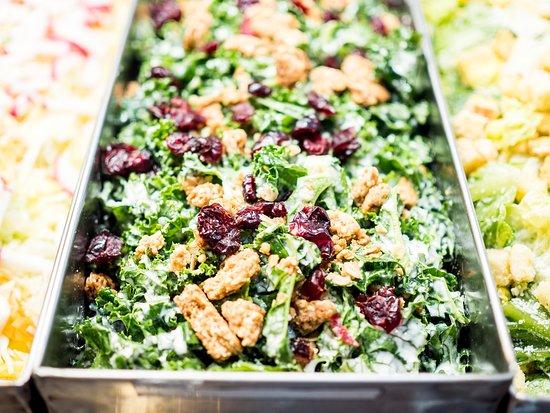 Global Kitchen Cold Salad Bar C