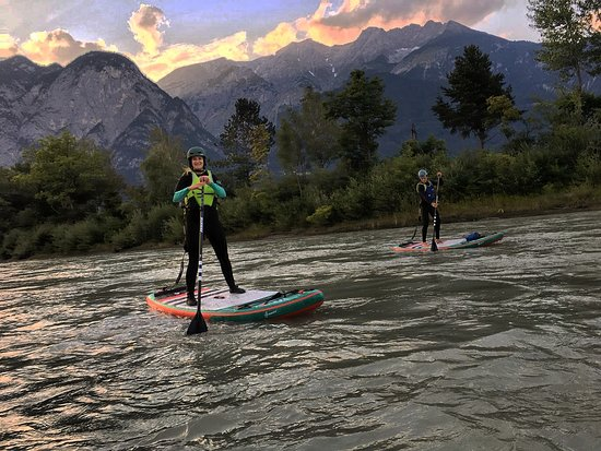 River-Action: GREAT-SUP-Tour on the Inn!