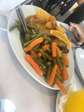 Rota do Douro: comida