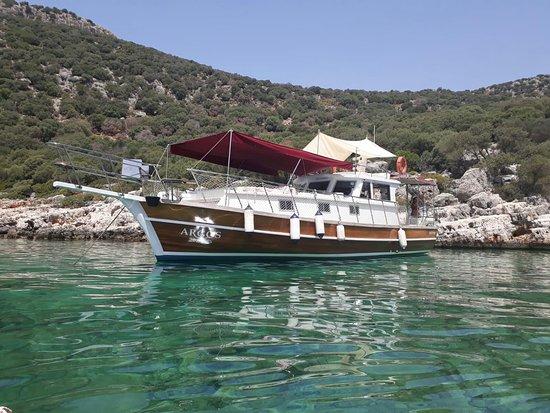 Argos Boat Trip: Islands tours