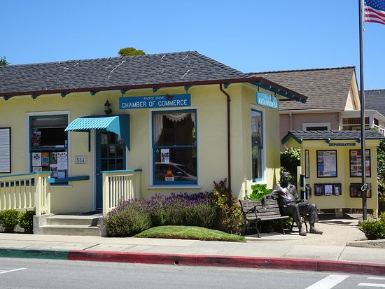 ‪Pacific Grove Chamber of Commerce‬