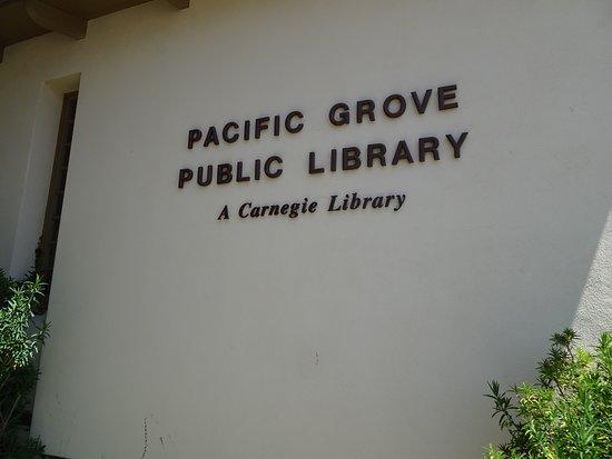 Pacific Grove Public Libary照片