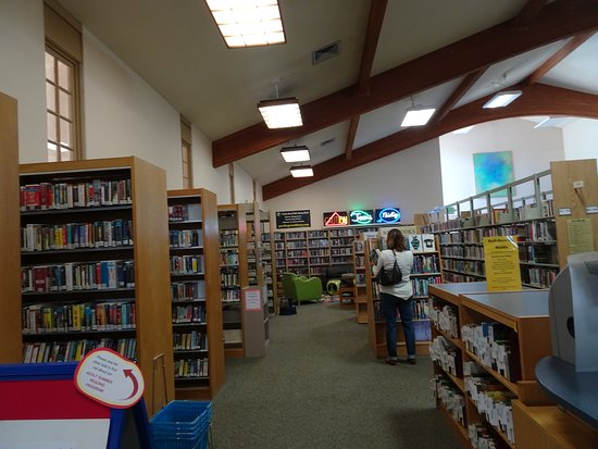 Pacific Grove Public Libary