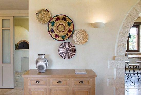Villa Filira -decoration detail - Picture of J & G Villas ...