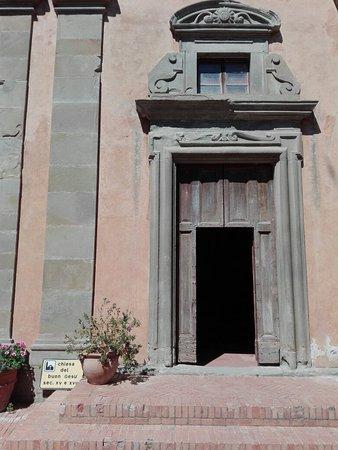 Tuoro sul Trasimeno, Italie : Chiesa del Buon Gesù