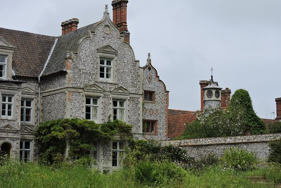 Blakeney, UK: Wiverton Hall, Norfolk, UK