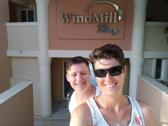 Windmill Bay Aparthotel Foto