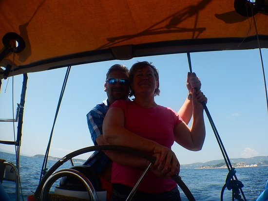 Sail the Day - Skiathos Sailing Trips Foto