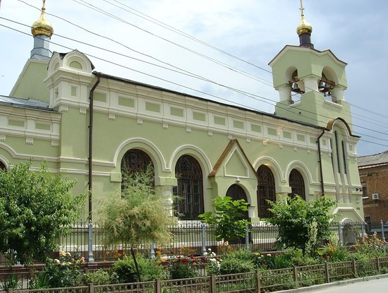 Old Believers Pokrovsky Cathedral