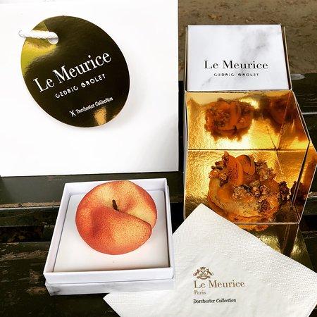 La Pâtisserie du Meurice par Cédric Grolet Photo