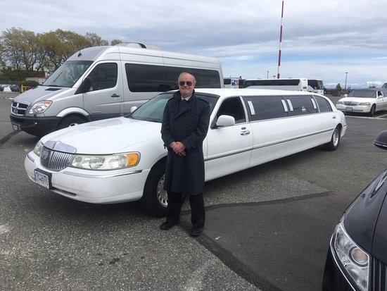 Kiki Shuffle, Adanac Limousine & Van Service, and Tours of Victoria
