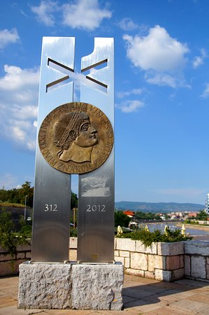 Christogram Monument