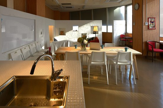 Aomori Flavors Cooking & Foodies Tours: Our kitchen is located in down town Aomori.