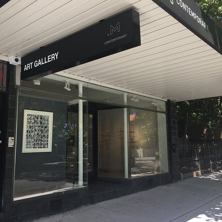 Woollahra, Australien: Art at .M Contemporary