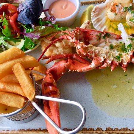 The Noisy Lobster at Avon Beach照片