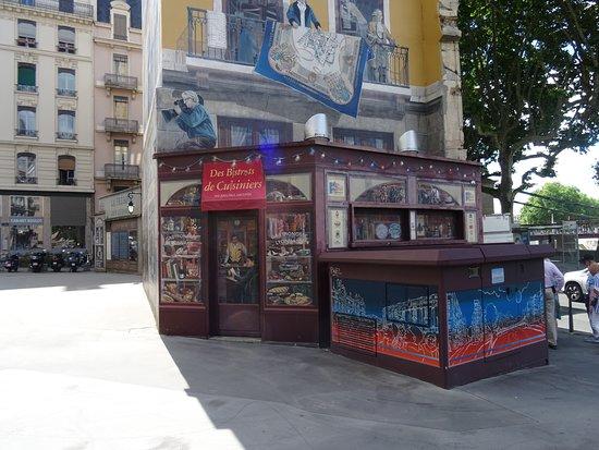 里昂壁画照片