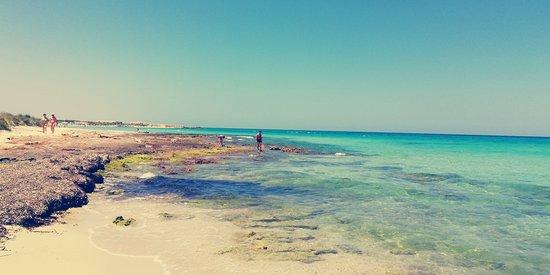 Specchiolla, Italie: Sembra le Maldive