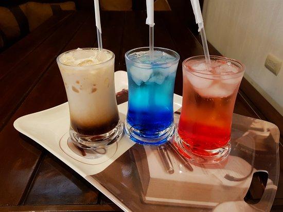 Cetcafe: Sodas