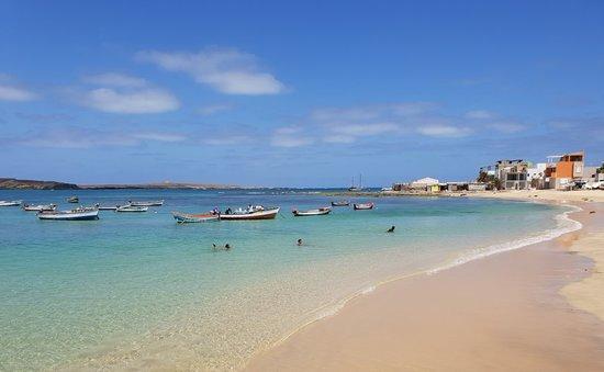 Marine Club Beach Resort: Marine Club Boa Vista..