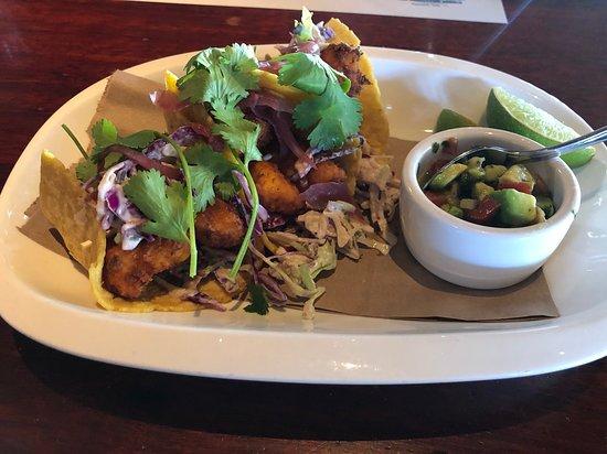Brannan's Grill: Fish Tacos