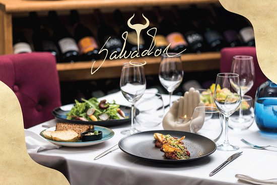 Salvador Steakhouse Tallinn Old Town