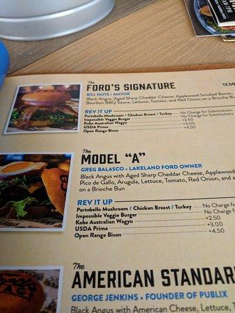 Ford S Garage Lakeland Restaurant Reviews Phone Number